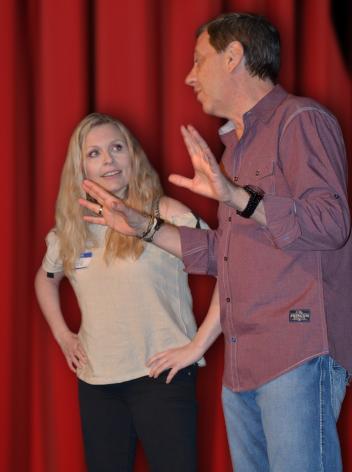 The Outcasters Improv Comedy Training