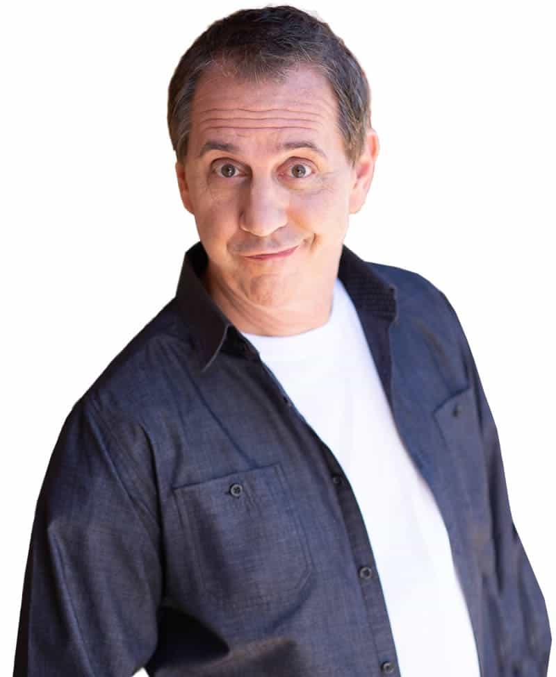 Joe Hammer - Improv Coach, The Outcasters