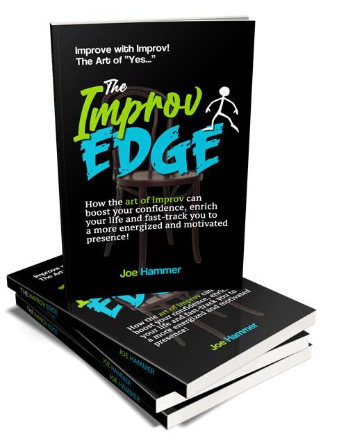 The Improv Edge Book - By Joe Hammer
